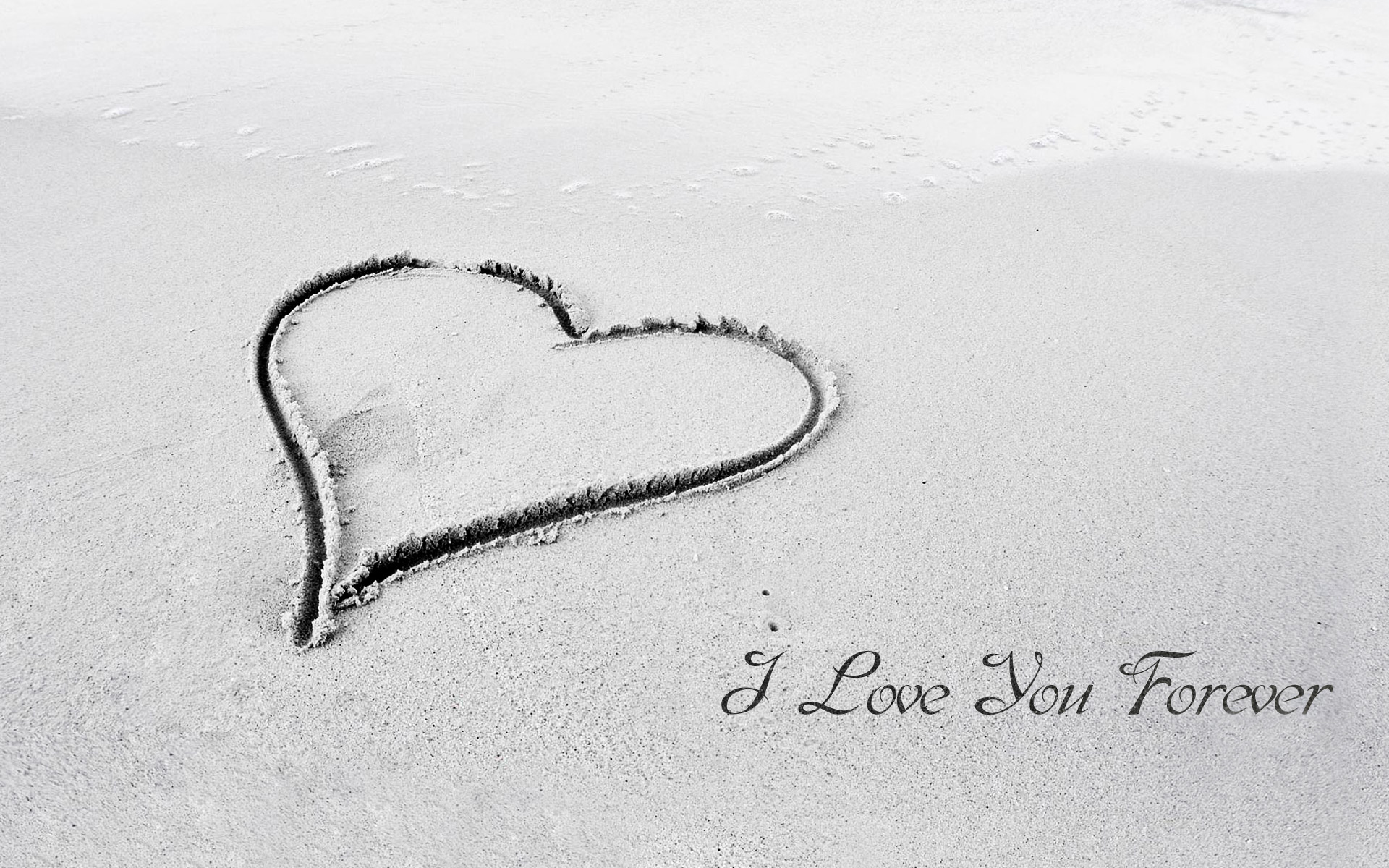 Wallpaper Love U Forever : I Love You Wallpapers, Pictures, Images