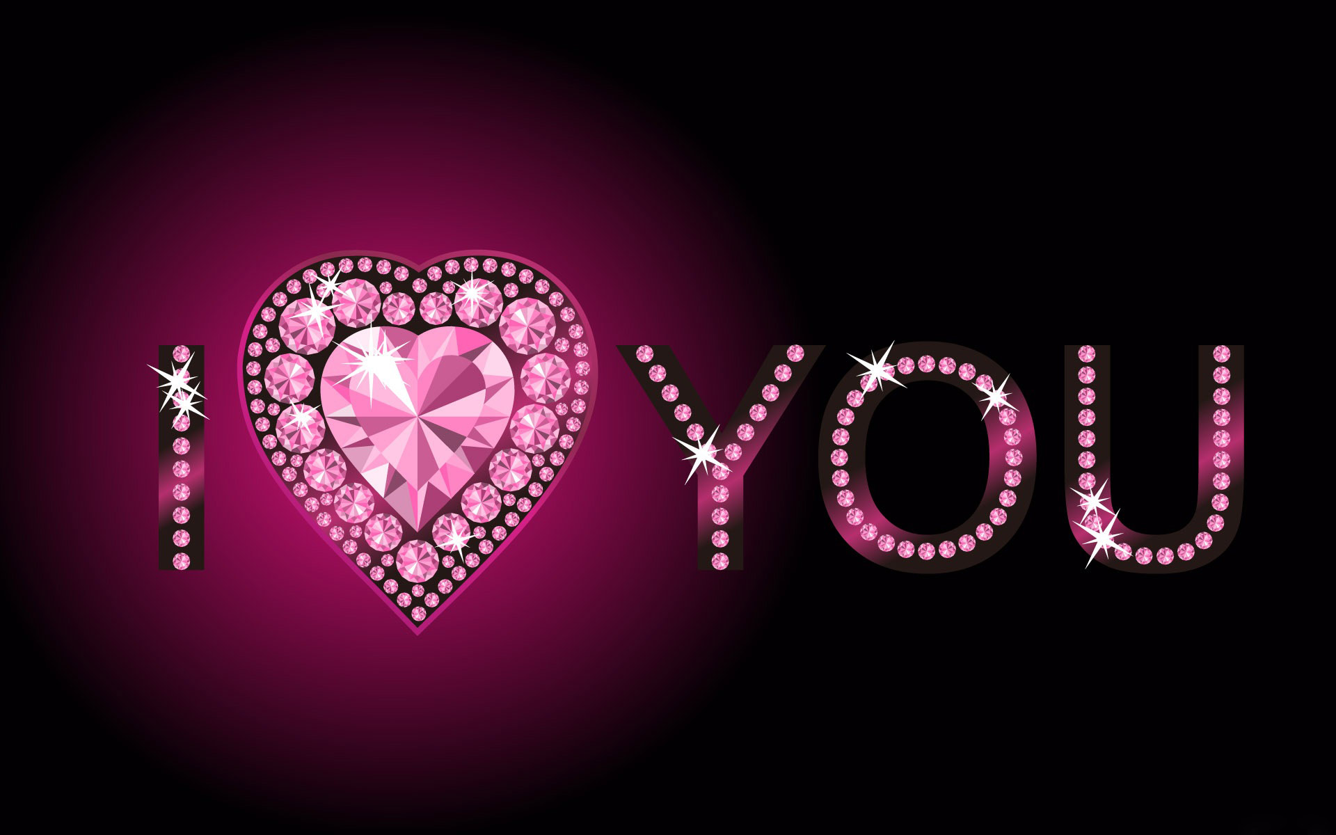 Wallpaper Love You : I Love You Wallpapers, Pictures, Images