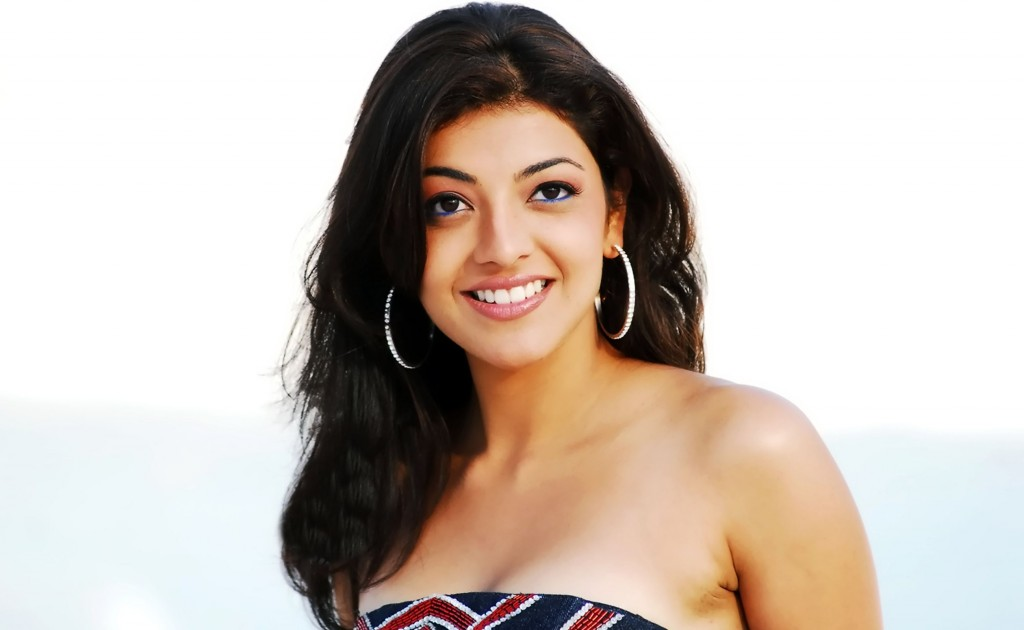 Kajal Agarwal High Resolution Wallpaper