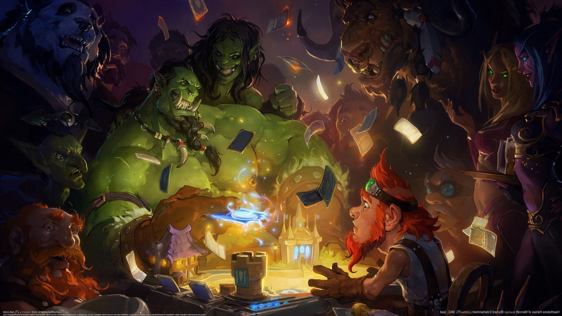 Hearthstone Wallpapers, Pictures, Images