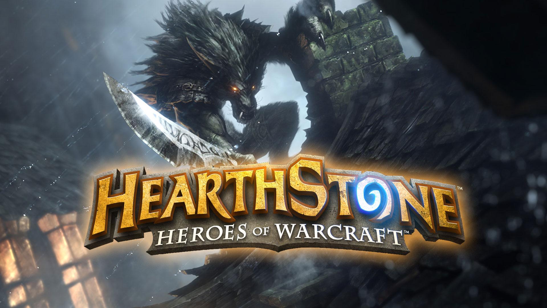 Hearthstone logo 4