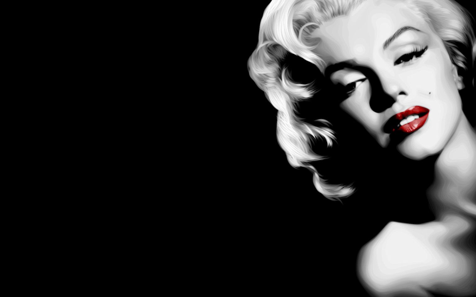 Marilyn Monroe Wallpaper, New iPad, Monroe, Marilyn (Misfits, The) 02 ...