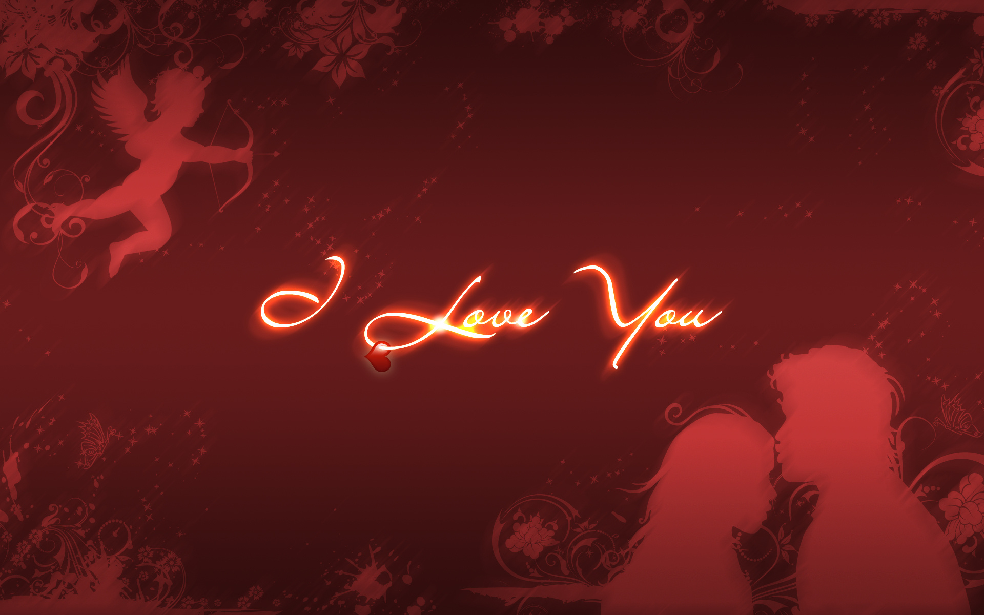 Love You Wallpaper : I Love You Wallpapers, Pictures, Images