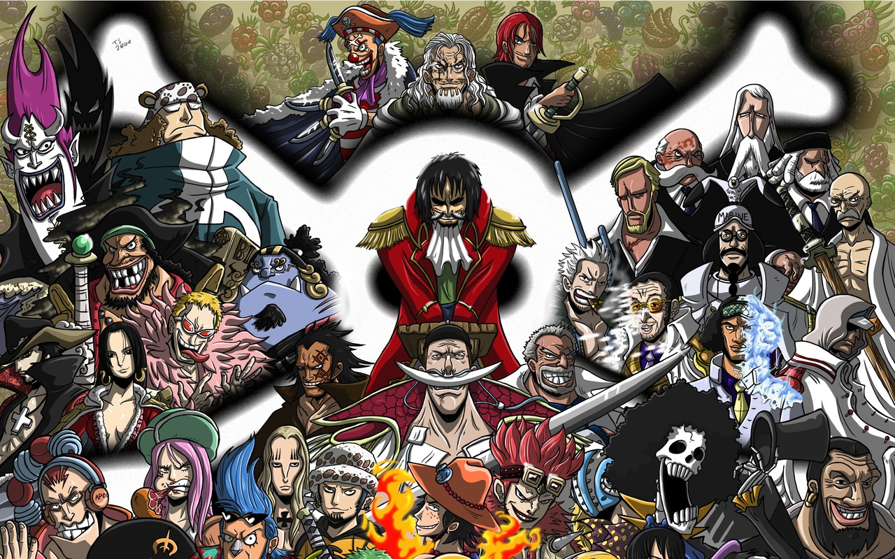 One piece wallpapers pictures images - One piece wallpaper hd for android ...