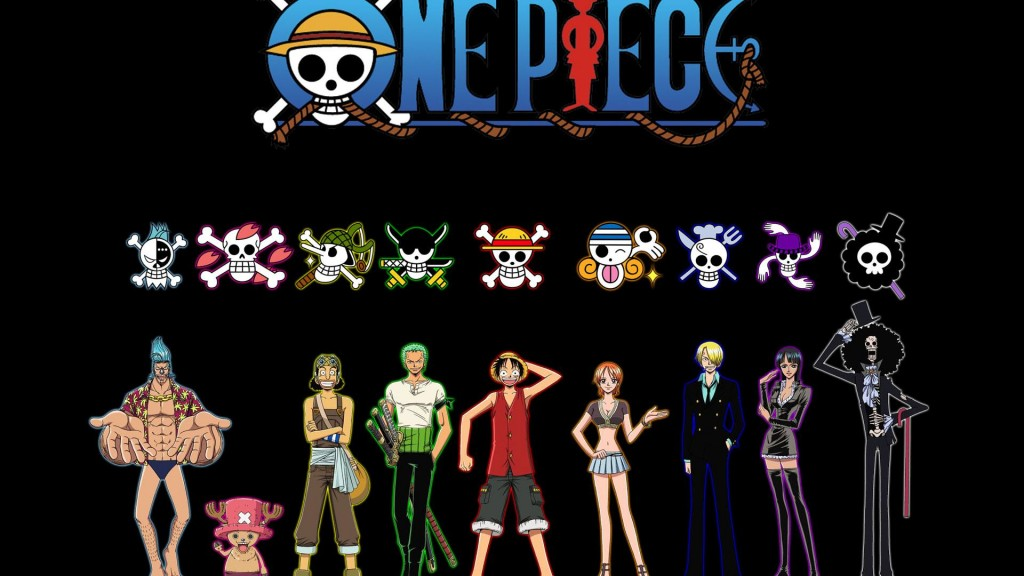 One Piece Wallpaper HD