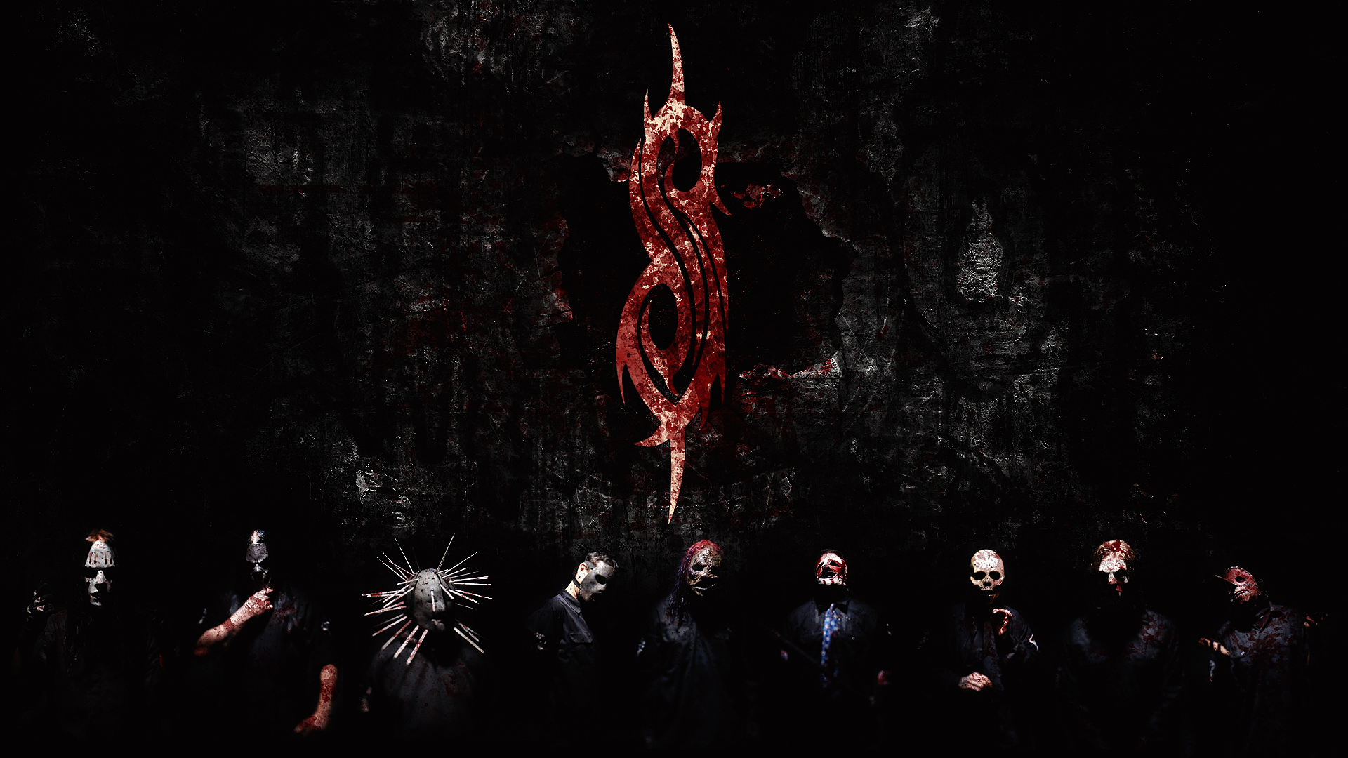 Slipknot wallpapers pictures images slipknot wallpaper voltagebd Image collections
