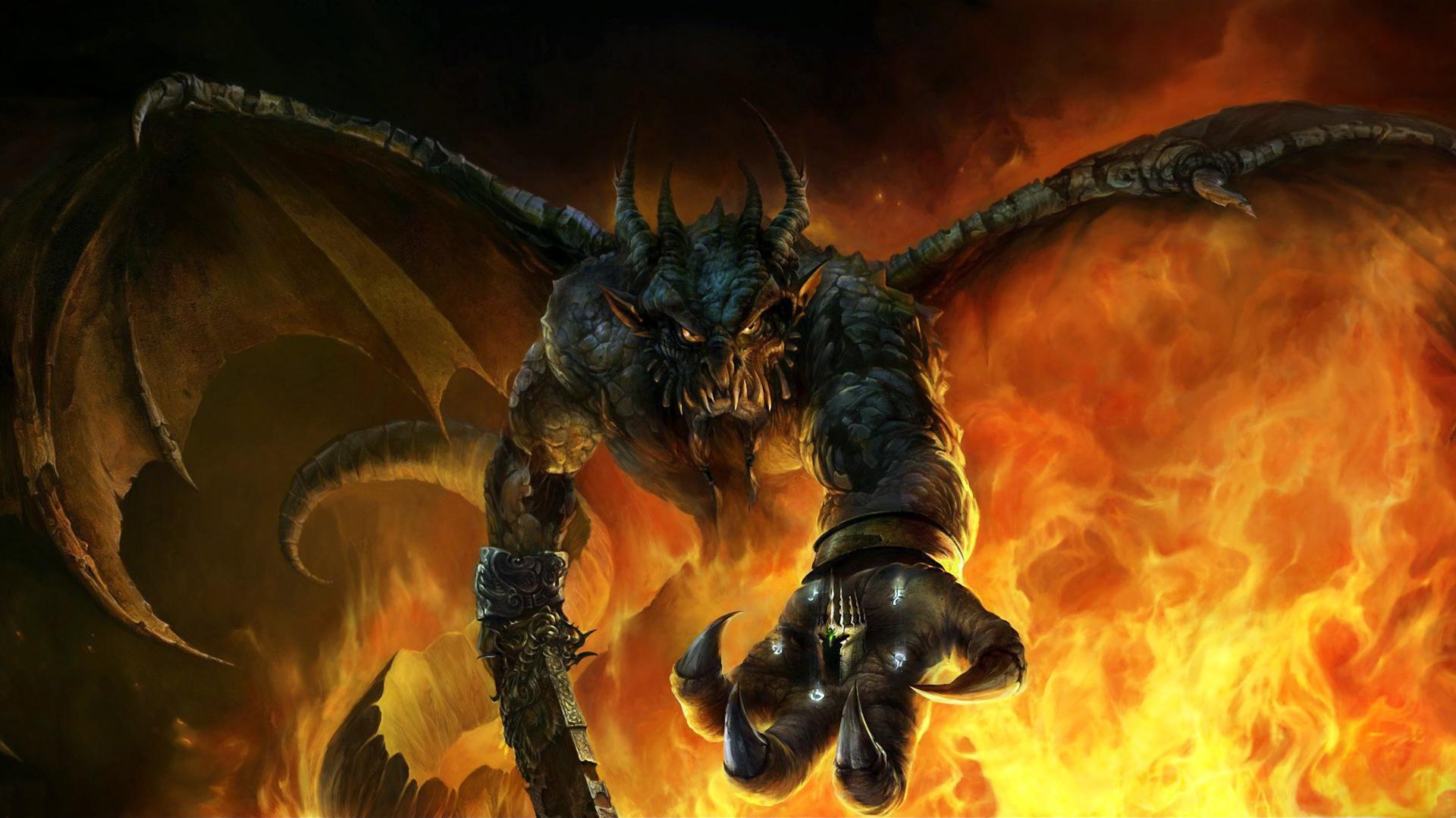 Demon wallpapers pictures images - Demon wallpaper 4k ...