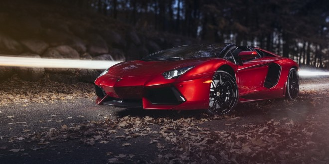 Lamborghini Aventador Wallpapers
