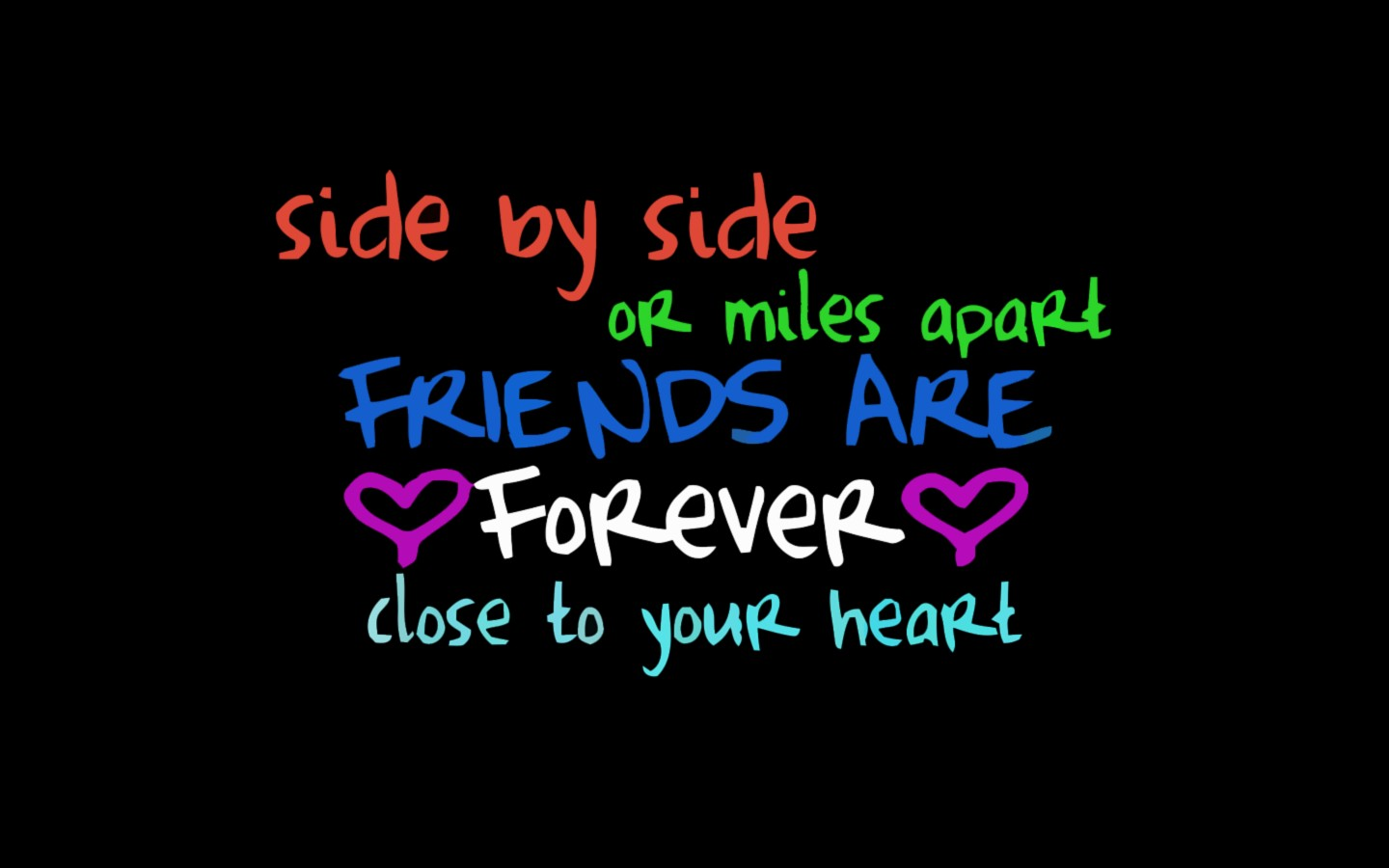Quote To Friends About Friendship Friendship Wallpapers Pictures Images