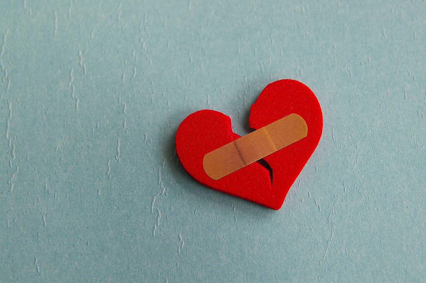 Broken Heart Wallpaper...