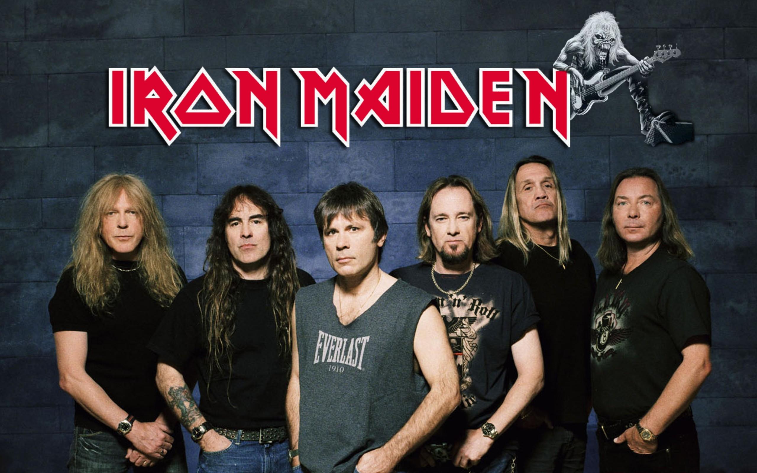 Iron Maidens (All female Iron Maiden Tribute) - The Siren