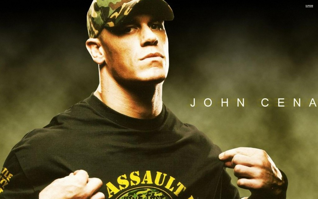 John Cena Widescreen Wallpaper 2560x1600