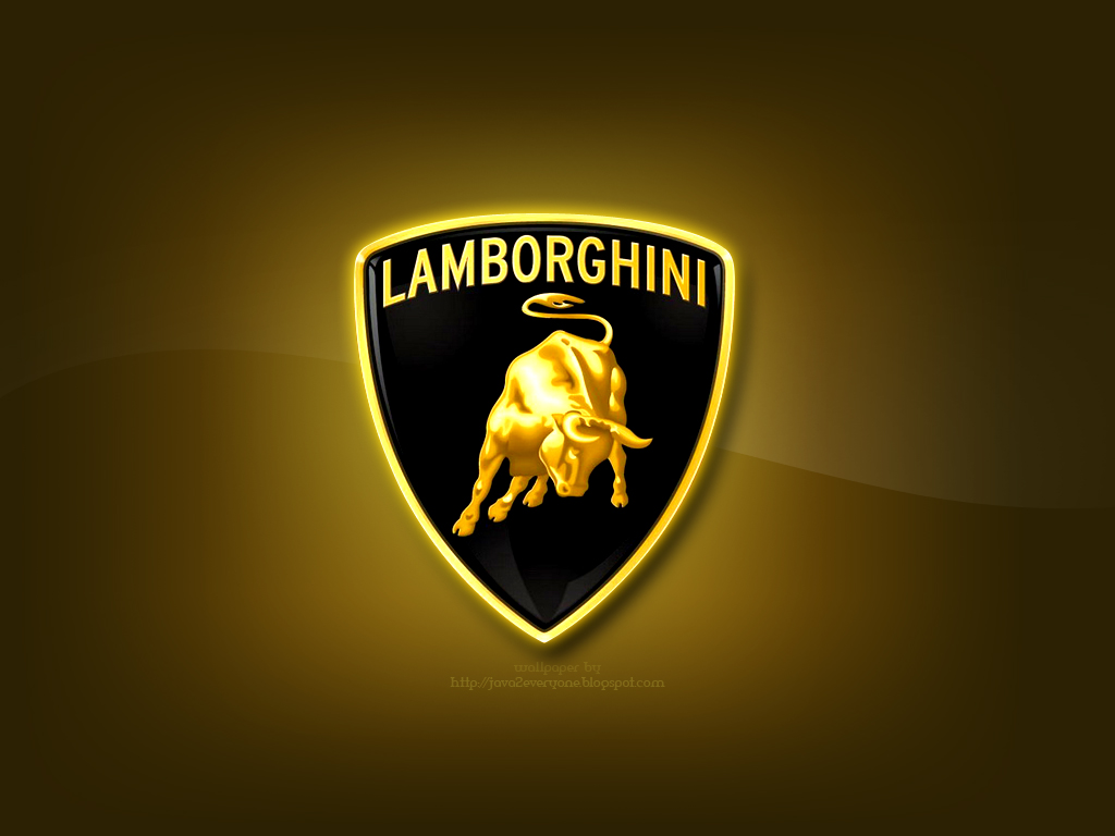 Lamborghini logo wallpapers pictures images for D wall wallpaper