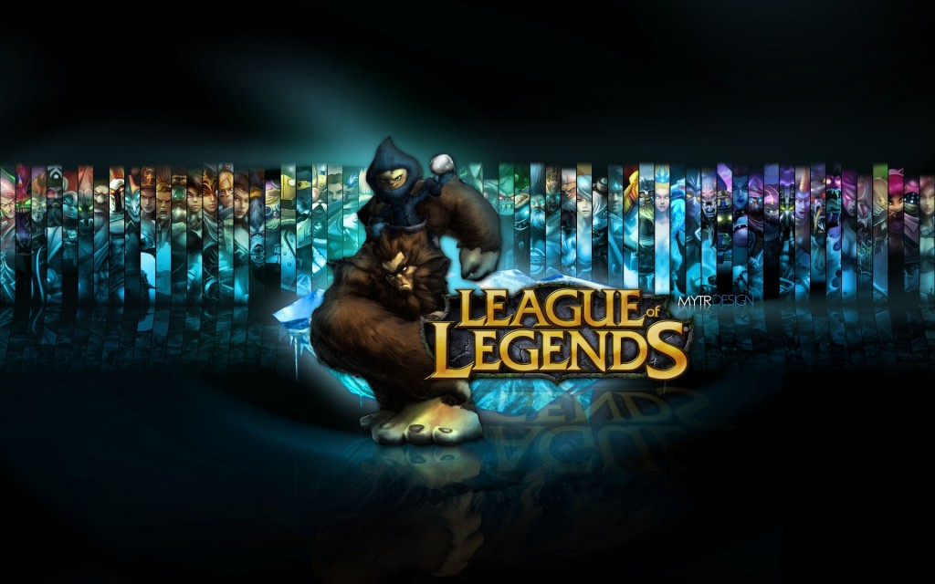League of Legends 10