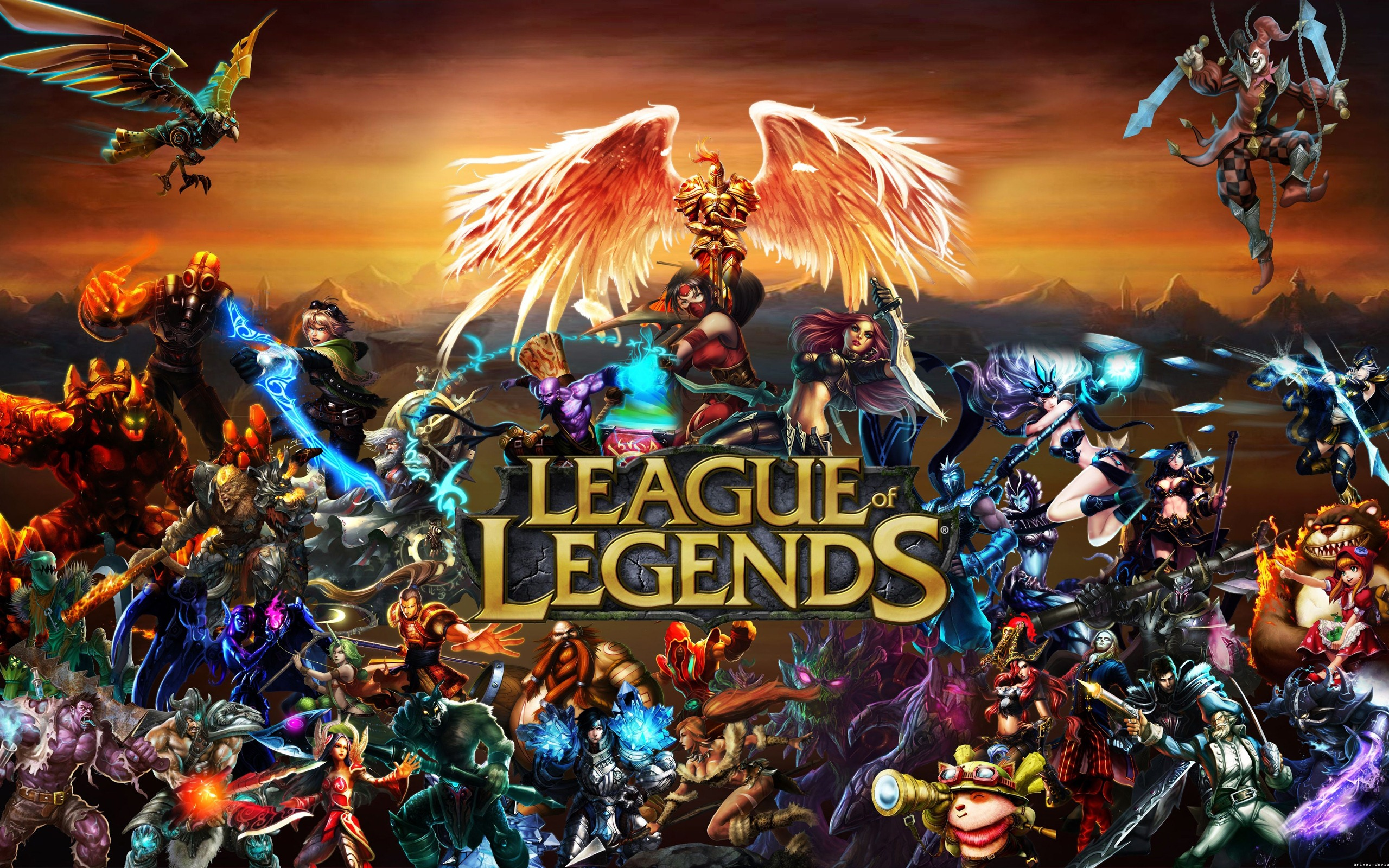 Legends Wallpaper, Pictures, Images