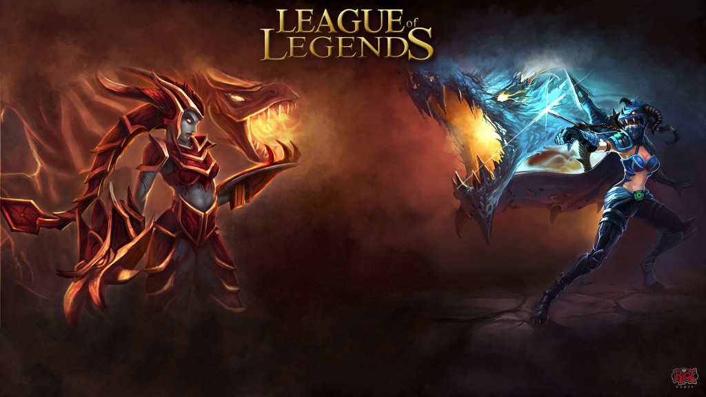 League of Legends 14