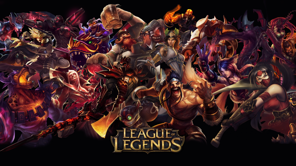 League of Legends 15