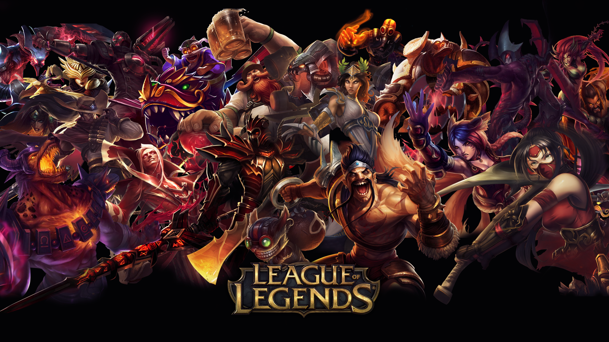 League Fo Legends