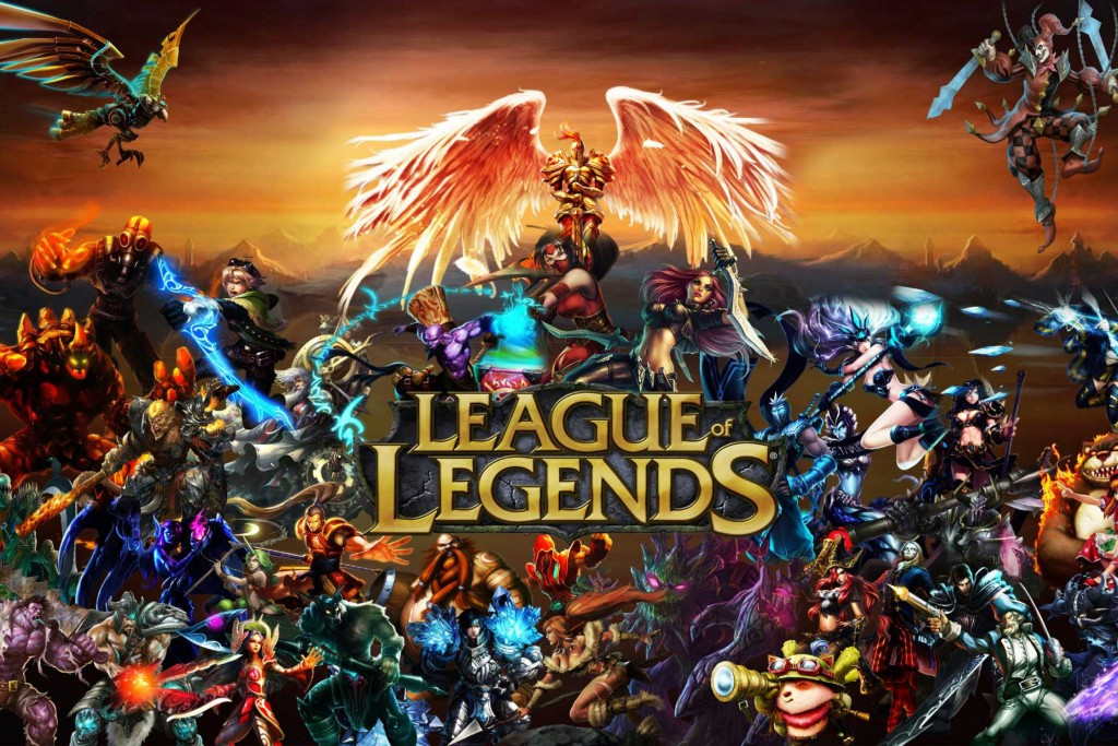 League of Legends 16