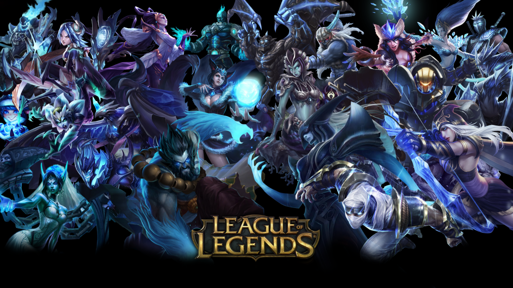 League of Legends 21