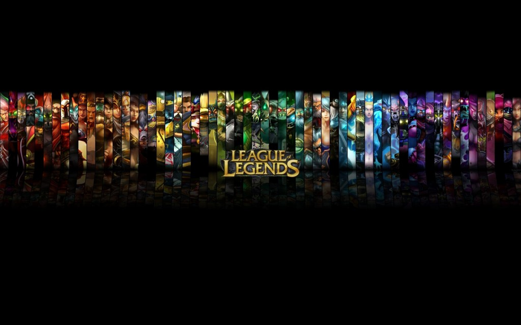 League of Legends 25