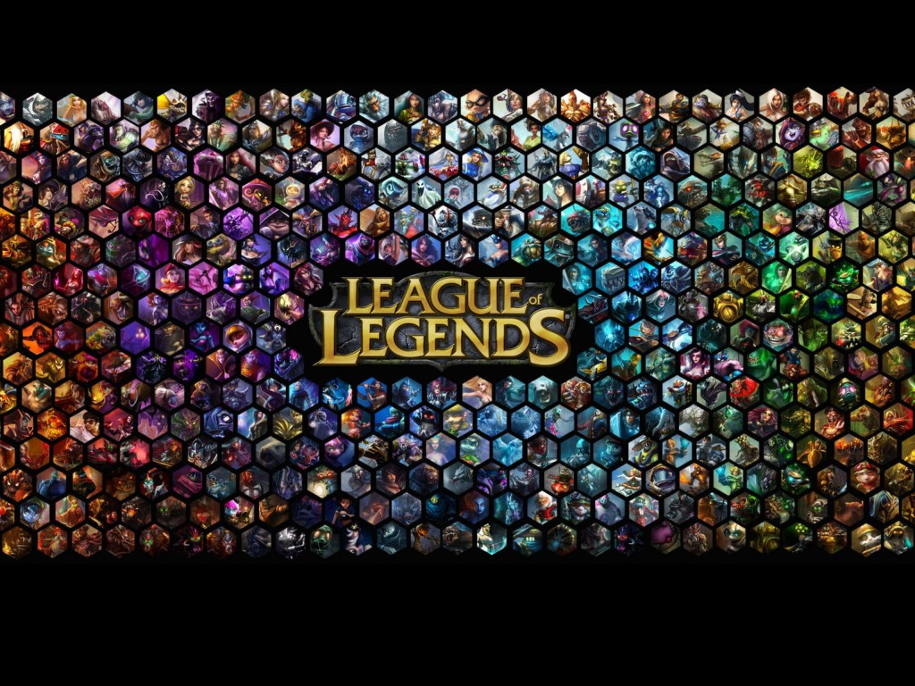 League of Legends 28