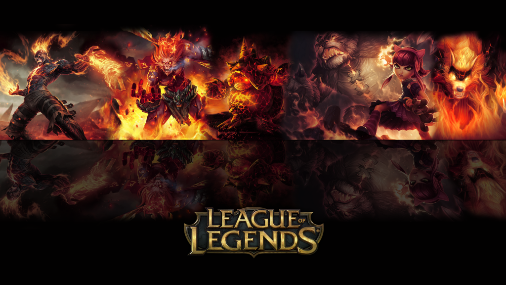 League of Legends 35