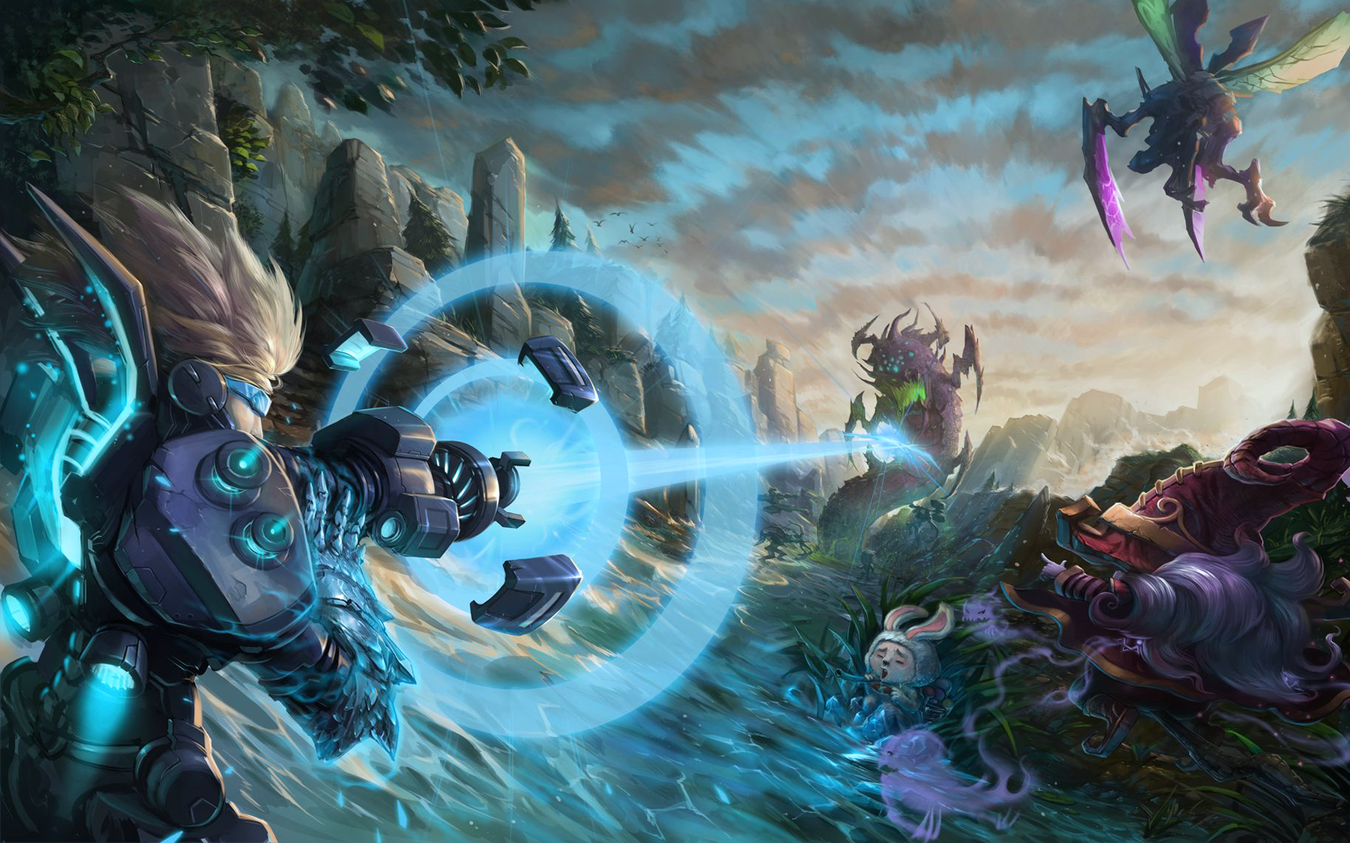 Lol Wallpapers: League Of Legends Wallpaper, Pictures, Images