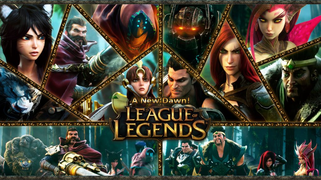 League of Legends 39