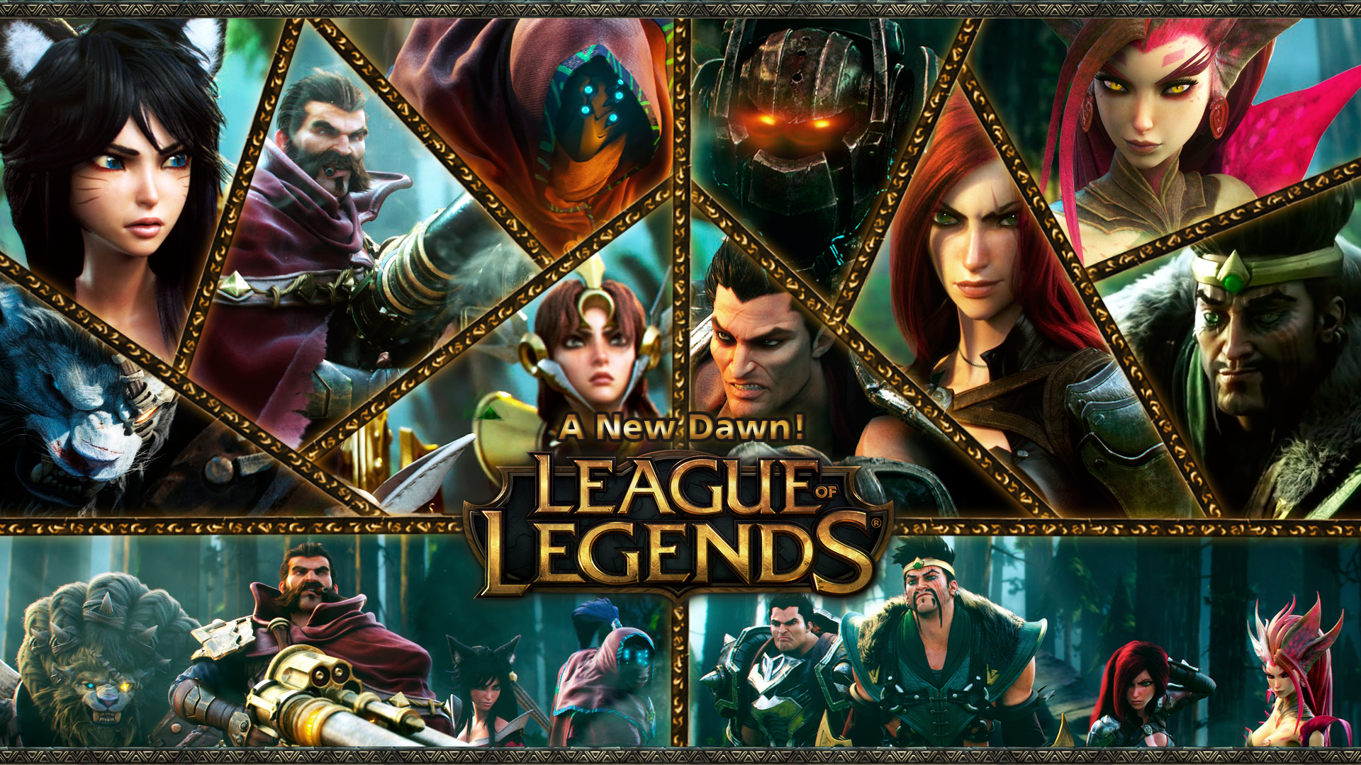 League Of Legends Wallpaper, Pictures, Images