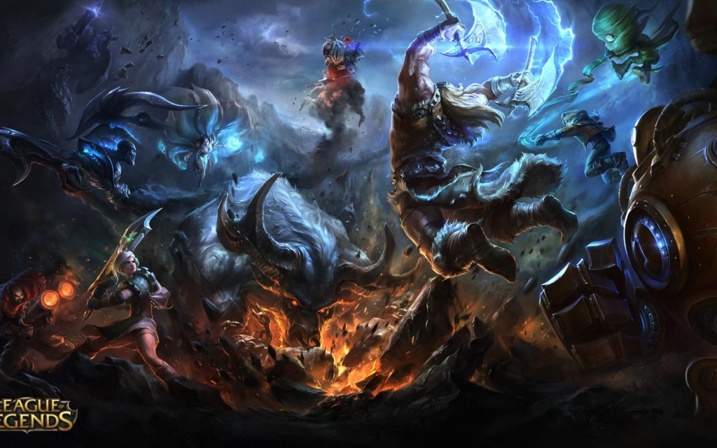 League of Legends 45
