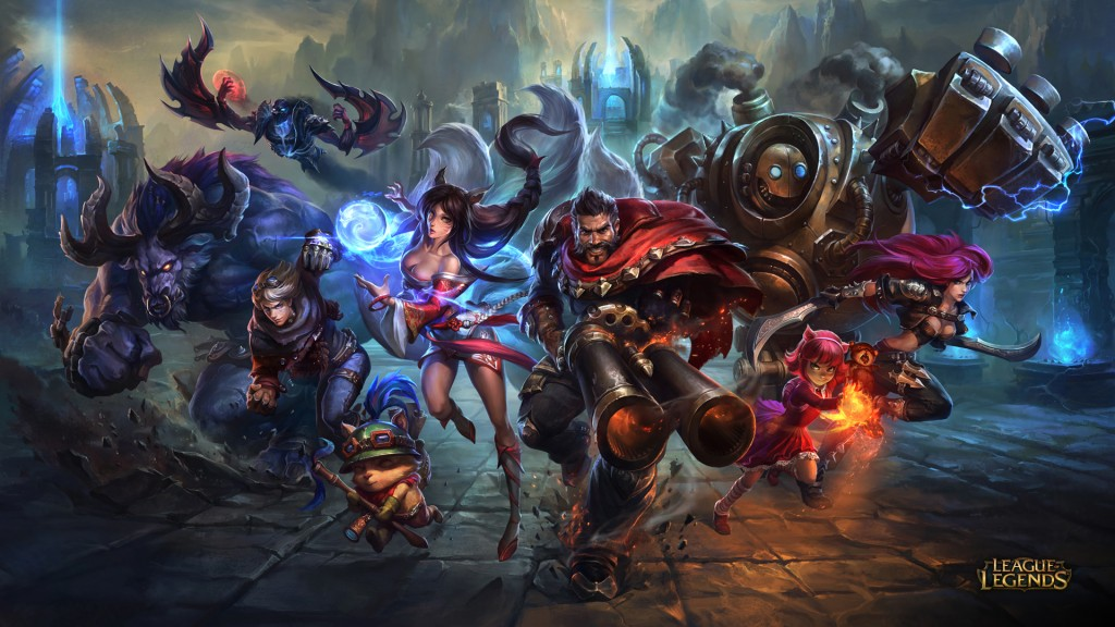 League of Legends 53