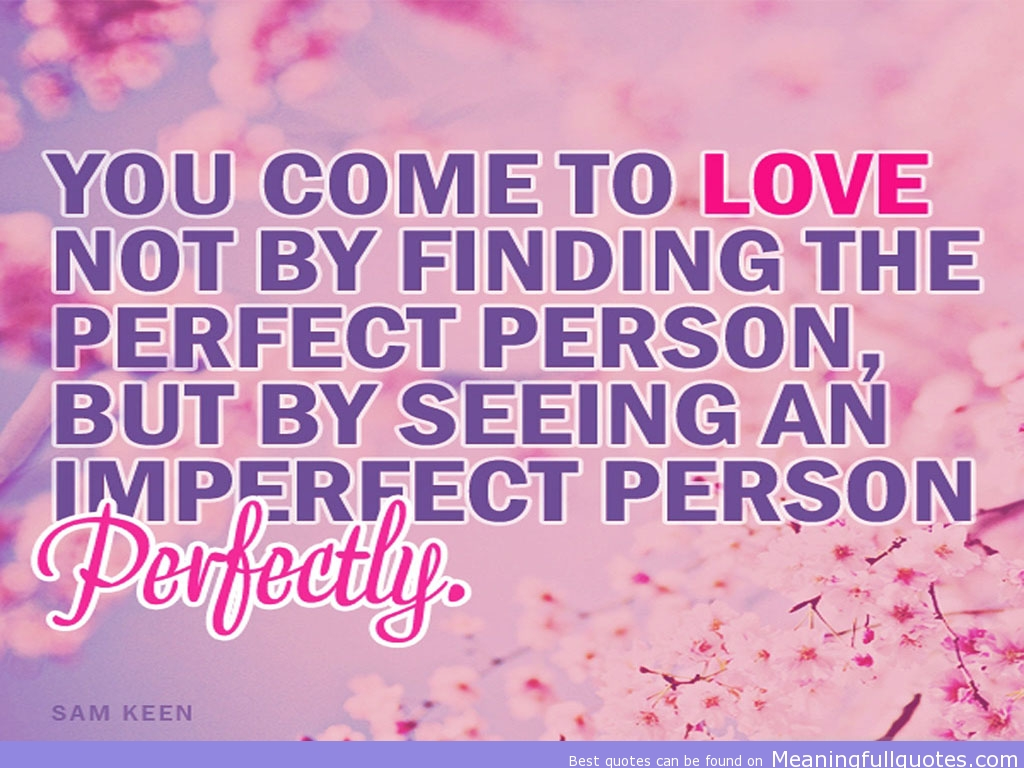 Love couple Hd Wallpaper With Quotes : Love Quote Wallpapers, Pictures, Images