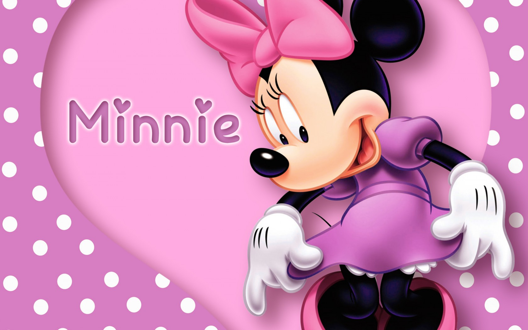 Minnie Mouse Wallpapers, Pictures, Images