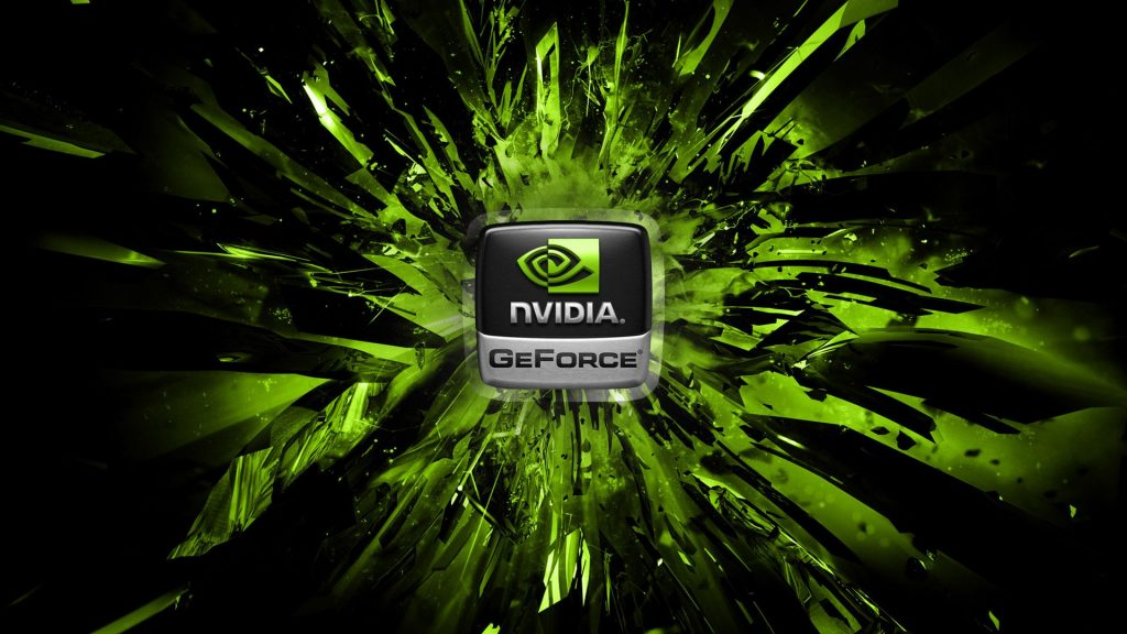 Nvidia Full HD Wallpaper 1920x1080