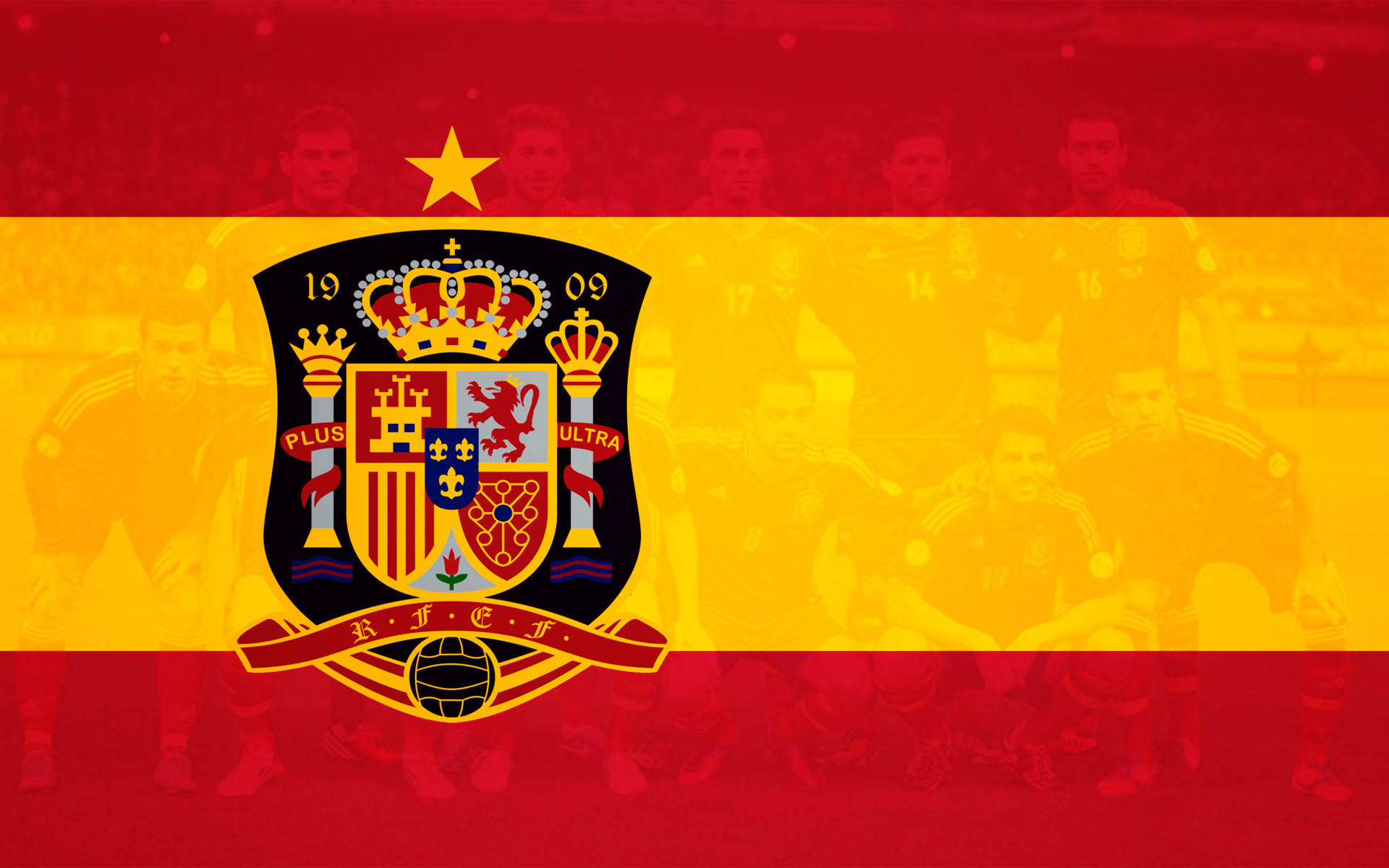 Spain Soccer Team Wallpapers  Wallpaper Cave