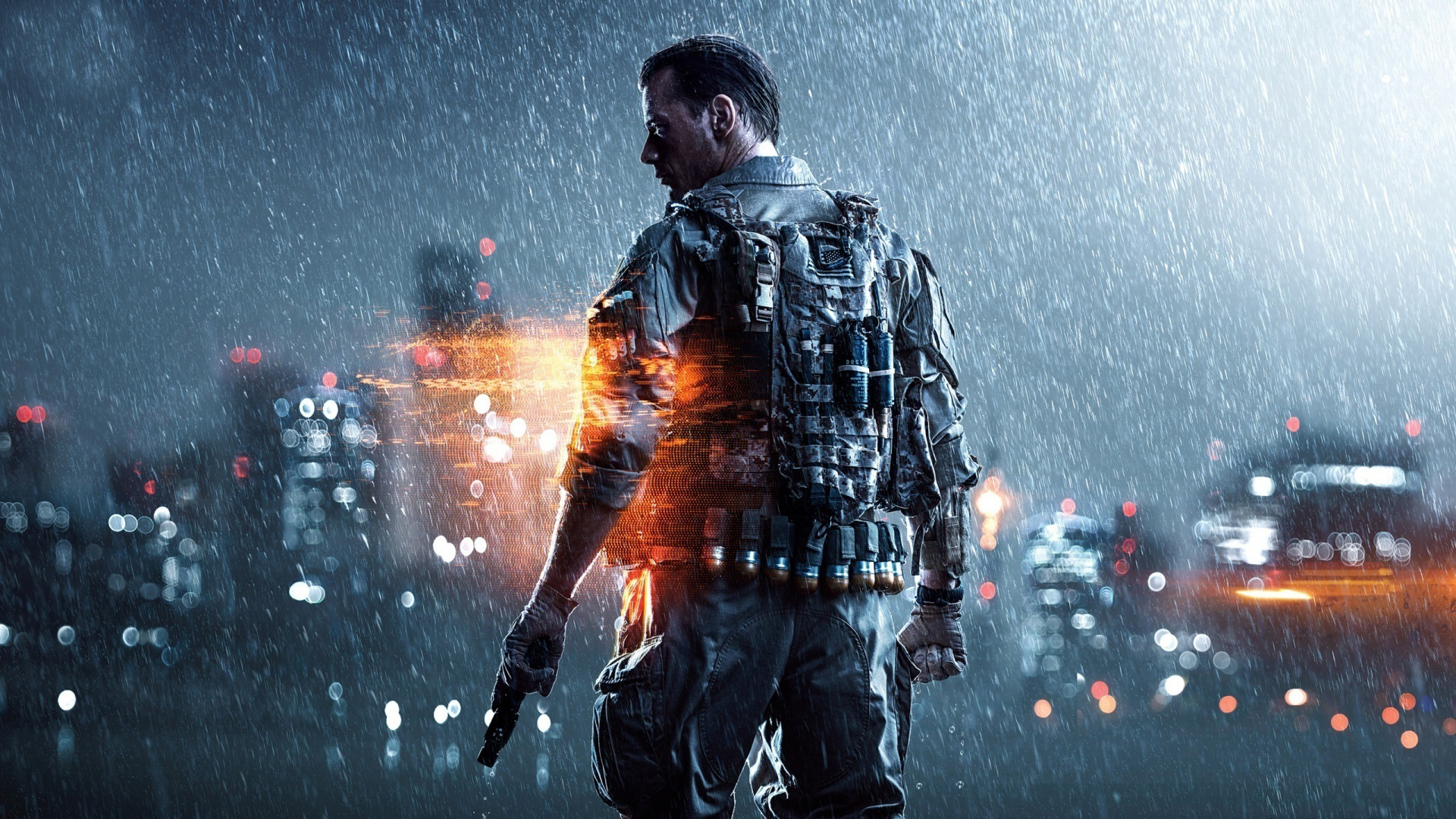 Action Game Hd Wallpaper Collection: Battlefield 4 Wallpapers, Pictures, Images