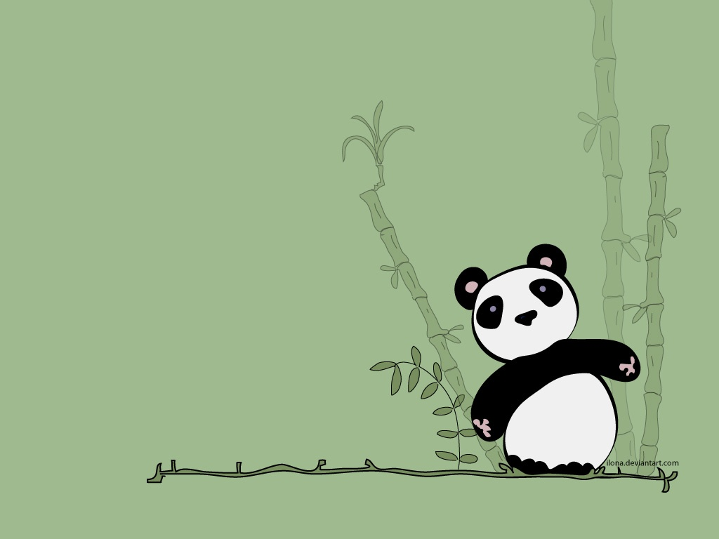 background wallpaper panda - photo #17