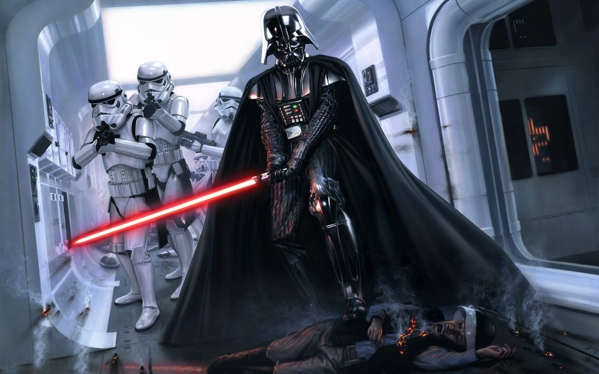Darth Vader Wallpapers Pictures Images