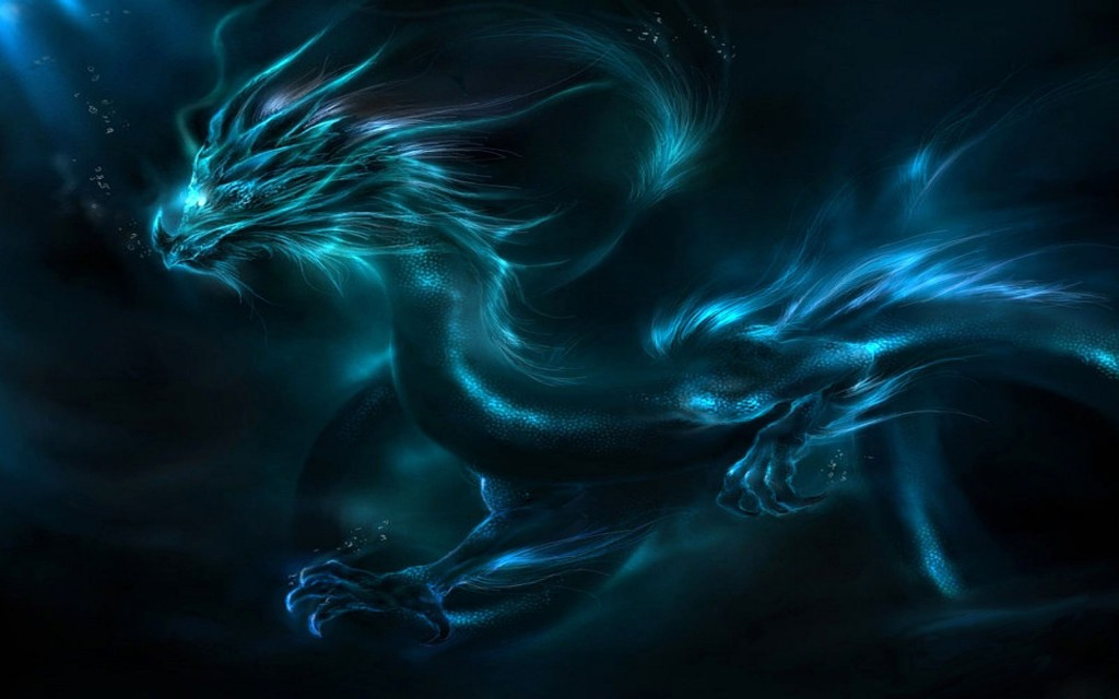 Dragons wallpaper 3d