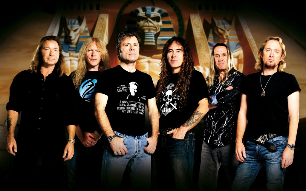 Iron Maiden Wallpaper
