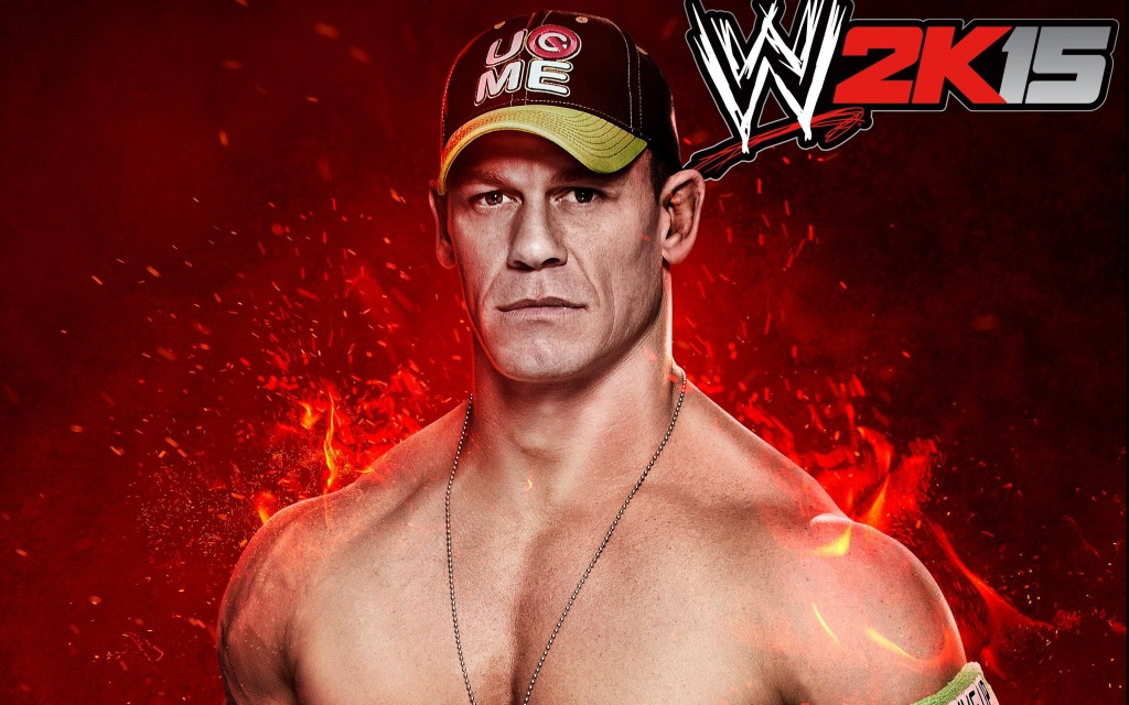 John Cena 4K Ultra HD Wallpaper 3840x2400