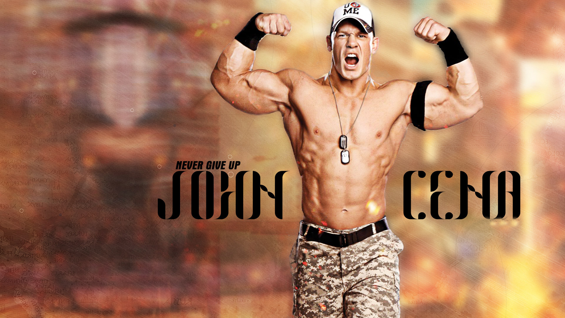 John Cena Full HD Wallpaper 1920x1080