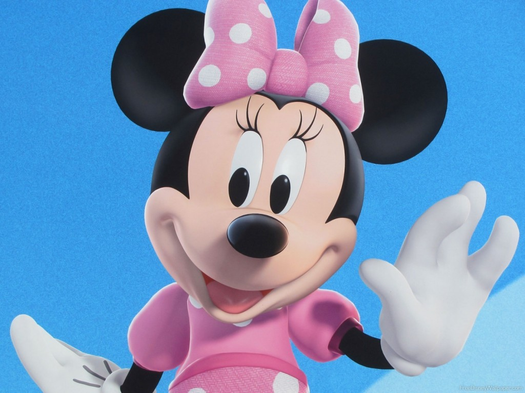 Minnie mouse wallpapers pictures images - Image de minnie ...