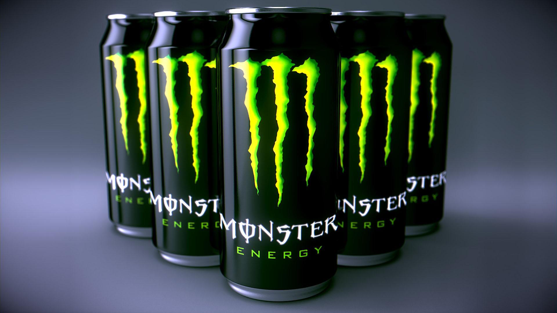 monster energidryck