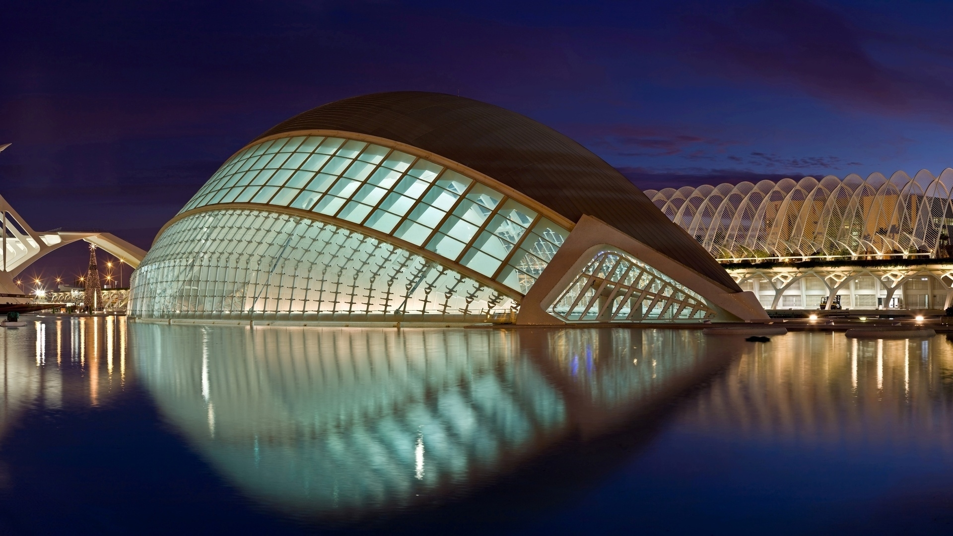 Spain wallpapers pictures images - Arquitectura en valencia ...