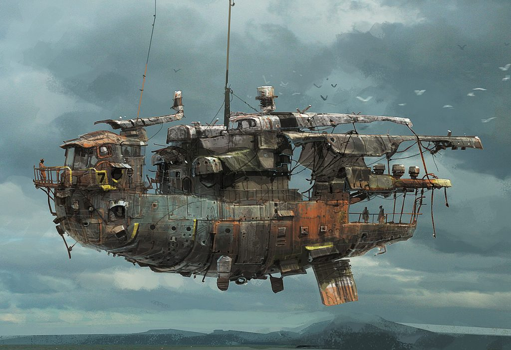 Steampunk Wallpaper 1226x840