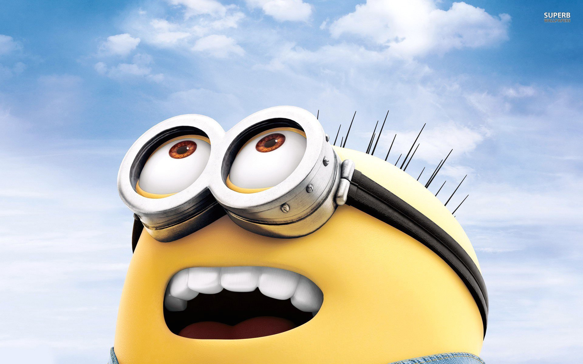 Minion wallpapers pictures images - Despicable me minion screensaver ...