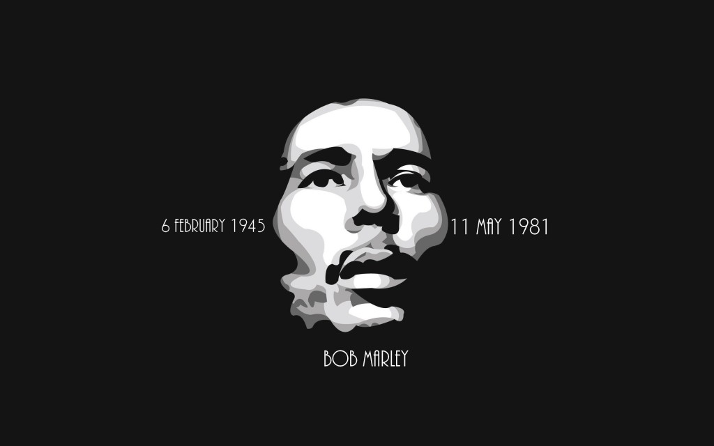 Bob Marley Widescreen Wallpaper 2560x1600