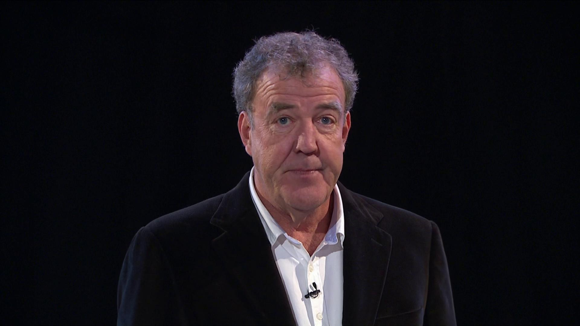 jeremy clarkson Jeremy charles robert clarkson (born 11 april 1960) is an english broadcaster, journalist and writer who specialises in motoringhe is best known for co-presenting the bbc tv show top gear with richard hammond and james may from october 2002 to march 2015 he also currently writes weekly columns for the sunday times and the sun from a career as a local journalist in northern england.